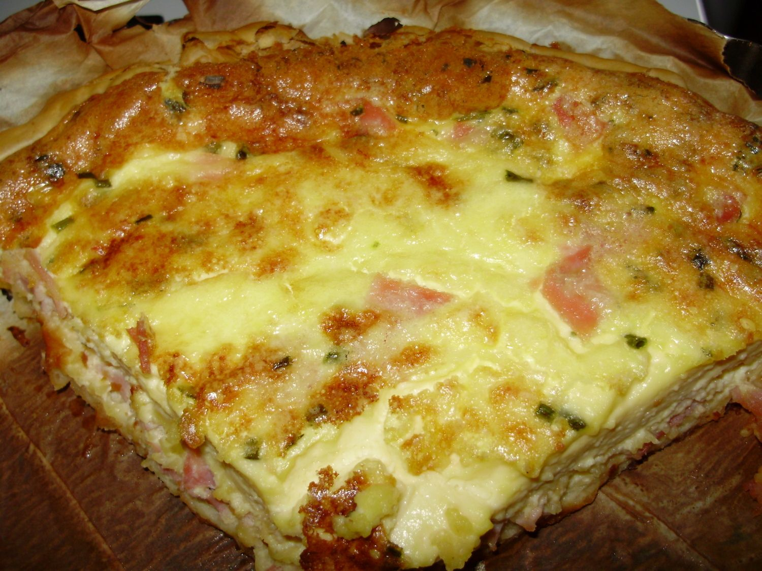 Quiche Lorraine Recipe — Dishmaps
